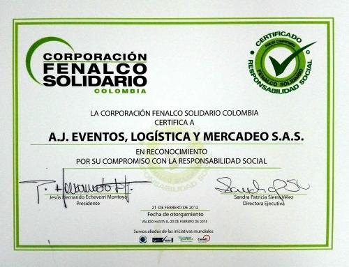 Responsabilidad Social 2014